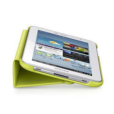 "Avis Samsung Book Cover Vert (pour Samsung Galaxy Tab 2 7.0"")"