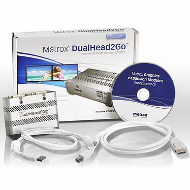 Opiniones sobre Matrox DualHead2Go Digital ME (Mac Edition)