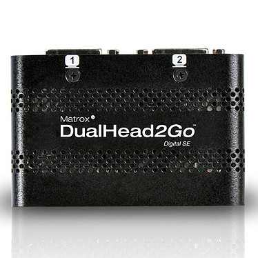 Acheter Matrox DualHead2Go Digital SE
