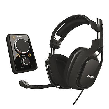 Astro A40 Noir (PS4/PS3/Xbox 360/PC) Casque-micro 7.1 pour gamer