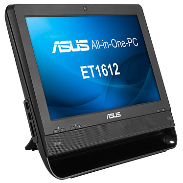 "ASUS All-in-One PC ET1612IUTS-B009E Intel Celeron 1017U 2 Go 320 Go LED 15.6"" Tactile Wi-Fi N Webcam Windows 7 Professionnel PRO 64 bits"