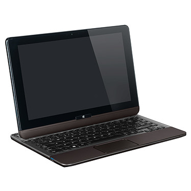 "Toshiba Satellite U920t-118 Intel Core i3-3217U 4 Go SSD 128 Go 12.5"" LCD Tactile Wi-Fi N/Bluetooth Webcam Windows 8 Pro 64 bits"
