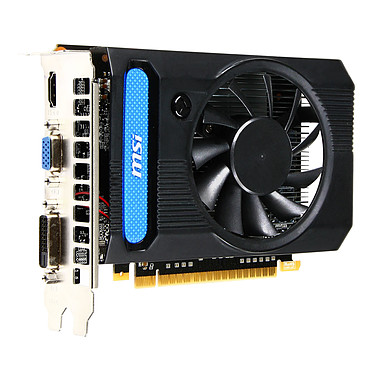 MSI GeForce GT 640 N640-2GD3 2 GB pas cher