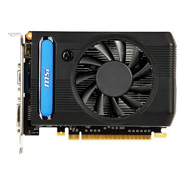 Avis MSI GeForce GT 640 N640-2GD3 2 GB