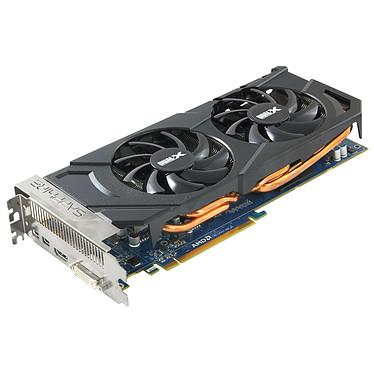 Sapphire Radeon HD 7870 XT With Boost 2 Go 2 Go HDMI/Dual DVI/DisplayPort - PCI Express (AMD Radeon HD 7870 XT)