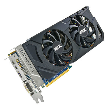 Avis Sapphire Radeon HD 7870 XT With Boost 2 Go