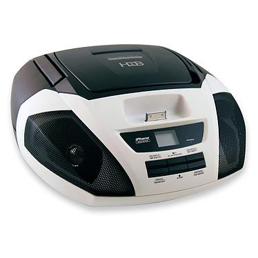 H&B DX-1000i Blanc