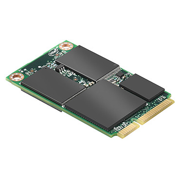 Intel Solid-State Drive 525 Series 240 Go SSD 240 Go mSATA 6Gb/s MLC Serial ATA 6Gb/s (Garantie 3 ans par Intel)