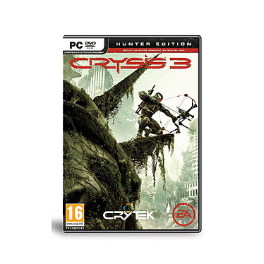 Crysis 3 Edition Hunter (PC)
