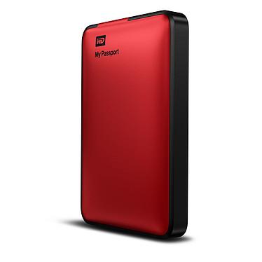 Avis Western Digital My Passport 1 To Rouge (USB 3.0)
