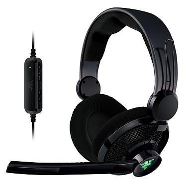 Razer Carcharias (PC / Xbox 360) Casque-micro pour gamer