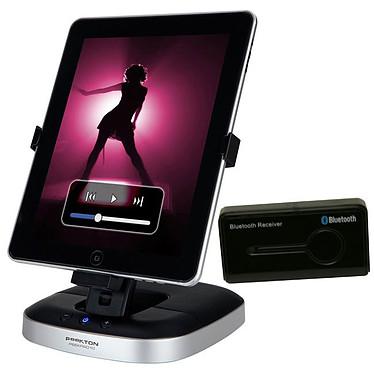 PeeKTON PeekPad 10 + Neo Sound Récepteur Bluetooth Station d'accueil pour iPod / iPhone + Récepteur Bluetooth