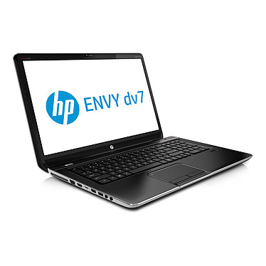 "HP ENVY dv7-7390ef (D4L48EA) Intel Core i7-3630QM 8 Go 1 To 17.3"" LED NVIDIA GeForce GT 635M Lecteur Blu-ray/Graveur DVD Wi-Fi N/Bluetooth Webcam Windows 8 64 bits"