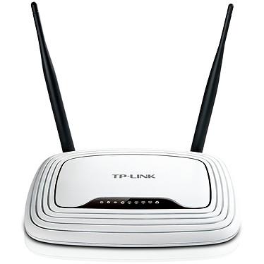 TP-LINK TL-WR841N Routeur sans fil N 300 Mbps + 4 ports LAN 10/100 Mbps