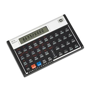 HP 12c Platinium Calculatrice financière à 130 fonctions autorisée dans les examens CFP, CFA, GARPFRM
