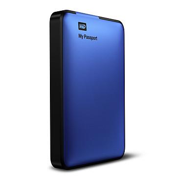 Western Digital My Passport 500 Go Bleu (USB 3.0)