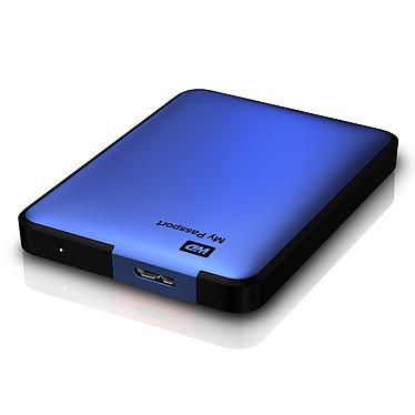 Western Digital My Passport 500 Go Bleu (USB 3.0) pas cher