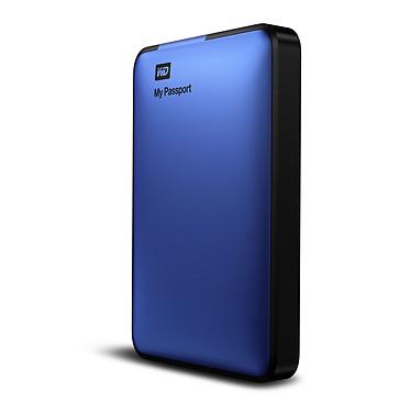 Avis Western Digital My Passport 500 Go Bleu (USB 3.0)