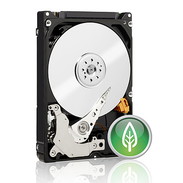 """WD Green Mobile 2 To 2.5"""" SATA 3Gb/s"""