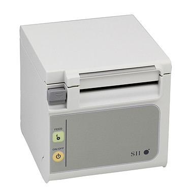 Seiko RP-E11 (Ethernet) Blanc Imprimante à tickets thermique compacte (Ethernet / USB)