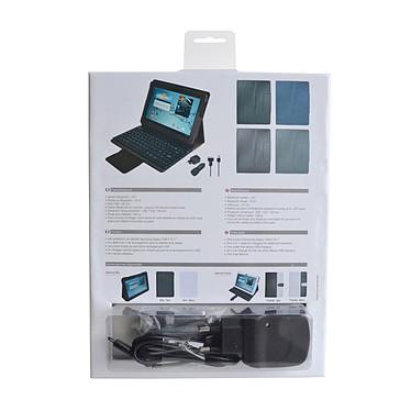 Heden Housse Business Gris pour Samsung Galaxy Tab 10.1 2 pas cher