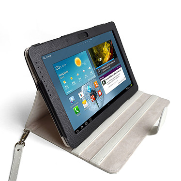 """Heden Protection Family pour Samsung Galaxy Tab II 10.1"""" Blanche Étui-support pour tablette Samsung Galaxy Tab II 10.1"""""""