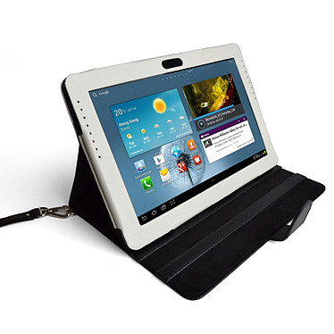 """Heden Protection Family pour Samsung Galaxy Tab II 10.1"""" Noire"""