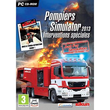 Pompiers Simulator 2013 : Interventions Spéciales (PC)