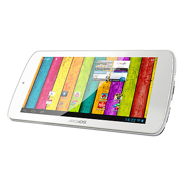 "Archos 70 Titanium 8 Go Tablette Internet - ARM Cortex A8 1 Go 8 Go 7.0"" LED tactile Wi-Fi N Webcam Android 4.1"