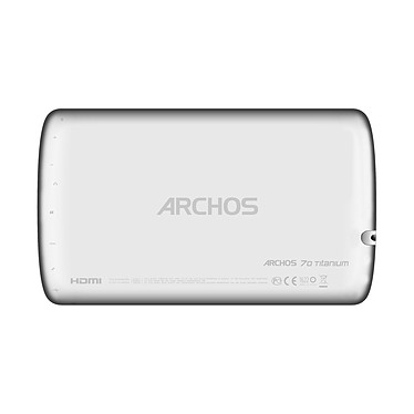 Archos 70 Titanium 8 Go pas cher