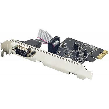 Carte contrôleur PCI-E 1 port RS-232 (DB-9)