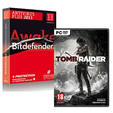 Tomb Raider - Edition Limitée Combat Strike (PC) + Bitdefender Antivirus Plus 2013