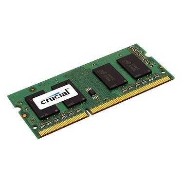 Crucial SO-DIMM 4 Go DDR3 1333 MHz CL9 ECC