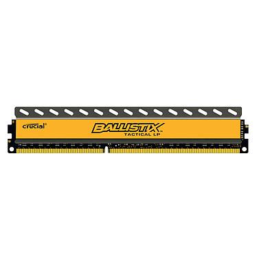 Ballistix Tactical LP 4 Go DDR3L 1600 MHz CL8 RAM DDR3L PC12800 - BLT4G3D1608ET3LX0CEU (garantie à vie par Crucial)