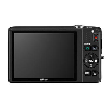 Nikon Coolpix S6500 Noir pas cher