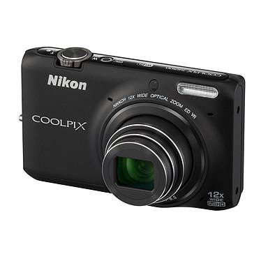 Avis Nikon Coolpix S6500 Noir