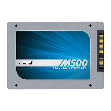 "Crucial M500 240 Go SSD 240 Go 2.5"" 7mm Serial ATA 6Gb/s"