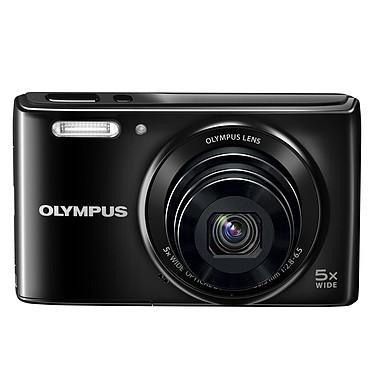 Olympus VG-180 Noir Appareil photo 16 MP - Zoom grand-angle 5x - Vidéo HD