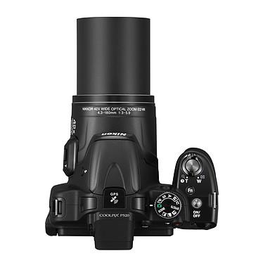 Avis Nikon Coolpix P520 Noir + CS-P08 Noir + Carte SDHC 4 Go
