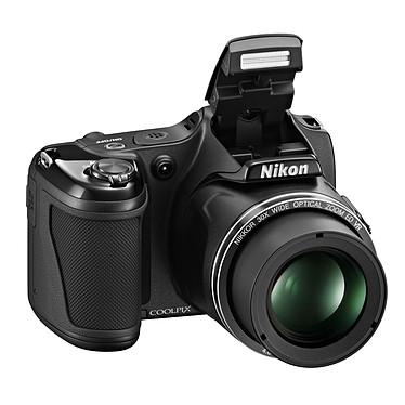 Nikon Coolpix L820 Noir avec étui Nikon CS-P08 pas cher