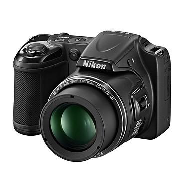 Avis Nikon Coolpix L820 Noir avec étui Nikon CS-P08