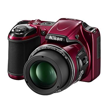 Avis Nikon Coolpix L820 Rouge