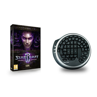 WolfKing Warrior + StarCraft II : Heart of the Swarm (PC/Mac)