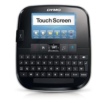 DYMO LabelManager 500TS Imprimante à étiquettes 6 - 9 - 12 - 19 - 24 mm avec écran tactile et clavier AZERTY