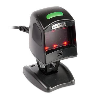 Datalogic Magellan 1100i 1D (coloris noir) + support + câble USB Scanner de présentation à technologie Imager Omnidirectionnel 1D + support de fixation + cordon USB