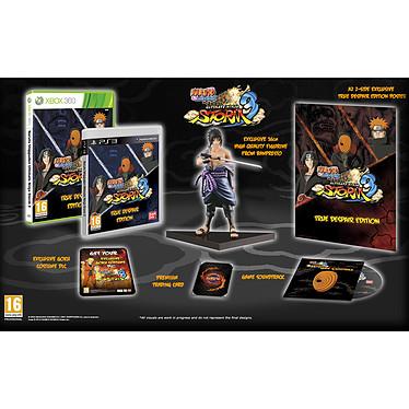 Naruto Shippuden : Ultimate Ninja Storm 3 - Edition True Despair (PS3) Le Jeu Naruto Shippuden : Ultimate Ninja Storm 3 + Figurine de Sasuke + Poster + Trading Card + OST + DLC