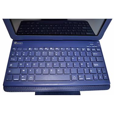 Avis Heden Housse Business Bleue pour Samsung Galaxy Tab 10.1 2