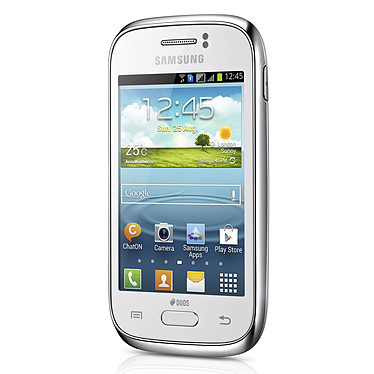 Samsung Galaxy Young GT-S6312 Blanc