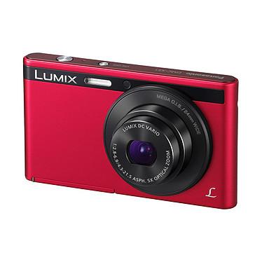 Panasonic DMC-XS1 Rouge Appareil photo 16.1 MP - Zoom 5X - Video HD 720p