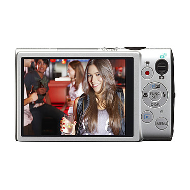Acheter Canon IXUS 255 HS Argent